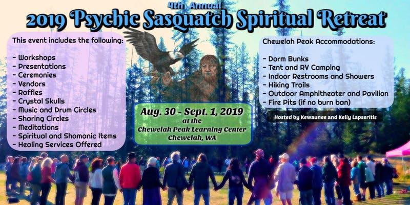 conference – Washington Bigfoot